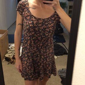 La hearts flower dress